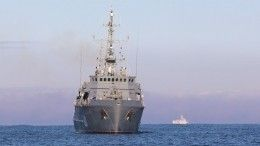 ВМинобороны РФопровергли заявление американцев обопасном сближении кораблей
