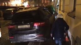 ВГИБДД пообещали наказать Михаила Боярского занеправильную парковку