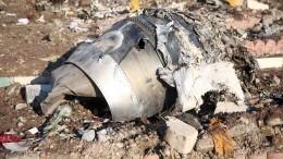 Bloomberg: Иран заявил, что украинский самолет мог быть сбит случайно