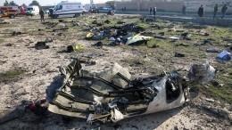 Причиной крушения украинского Boeing 737 стала человеческая ошибка