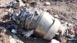 Президент Ирана пообещал устранить дефекты систем ПВО после крушения самолета