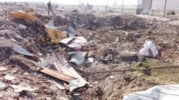 Киев ждет отТегерана полноценного признания вины засбитый Boeing