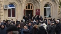 Власти Абхазии проведут переговоры соппозицией 11января