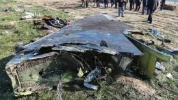 Ракета, поразившая Boeing-737 вИране, взорвалась под кабиной пилотов
