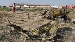 Военные Ирана заявили онеисправной связи уоператора ПВО, сбившего самолет МАУ