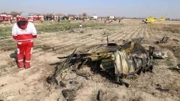 Киев назвал катастрофу сосбитым Boeing умышленным убийством