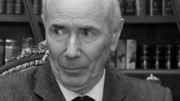 Умер бывший посол России вЮжной Осетии Эльбрус Каргиев