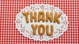 Вмире 11января отмечают День «спасибо»