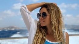 «Адам иЕва» Анжелика Ревва опубликовала романтичное фото с«медового месяца»