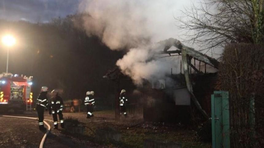Шесть человек погибли встрашном пожаре вдоме престарелых вХорватии
