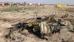 Расшифровка «черных ящиков» сбитого вИране Boeing-737 будет вестись наУкраине