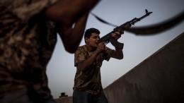 Фельдмаршал Хафтар объявил опрекращении боевых действий вЛивии