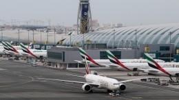 Видео: Наводнение ваэропорту Дубая привело кзадержкам рейсов