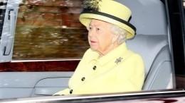 Королева Елизавета II собирает семейный совет из-за решения принца Гарри