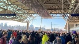 Ваэропорту Женевы объяснили, почему произошла массовая эвакуация пассажиров