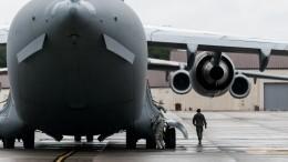 Поавиабазе самериканскими военными вИраке нанесен ракетный удар