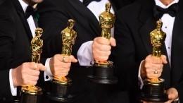 Стали известны номинанты на«Оскар-2020»