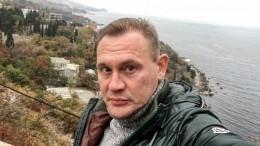 «Попали вкювет»: Степан Меньщиков получил травмы иедва несгорел вДТП