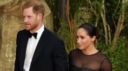 «Усидеть надвух стульях»: как принц Гарри иМаркл лицемерят овысоких помыслах