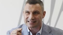 Кличко экстренно вернулся наУкраину изСША ради операции