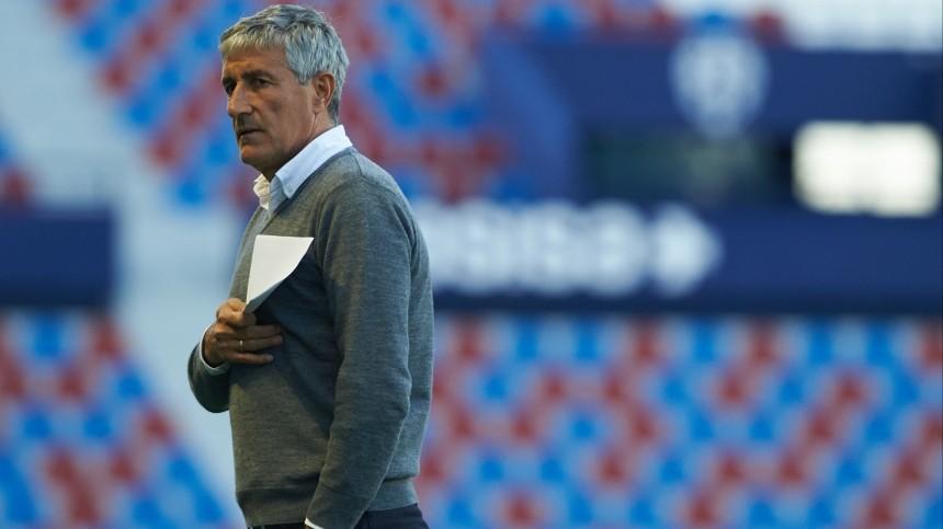 В«Барселоне» сменился главный тренер