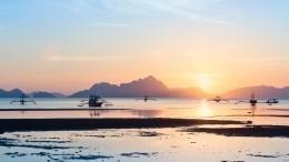 Туристы изРоссии застряли наФилиппинах из-за извержения вулкана