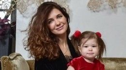 Екатерина Климова показала нафото четырехлетнюю красавицу-дочурку