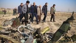 Первые аресты поделу окрушении украинского Boeing прошли вИране