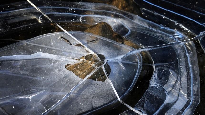 ВКарелии проверяют родителей, которые смладенцем каталась наконьках польду озера