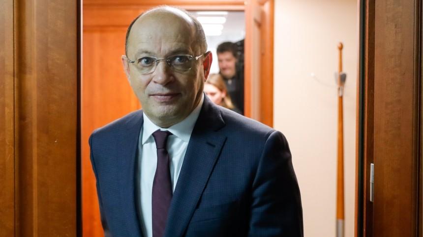 Глава РФПЛ Сергей Прядкин допрошен поделу одоговорном матче