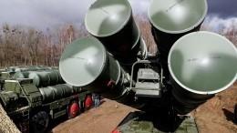 США могут ввести санкции вотношении Ирака запокупку С-400