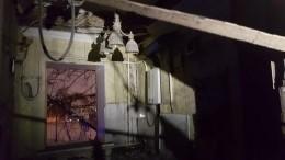 Видео сместа хлопка газа вжилом доме Уфы