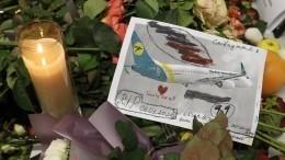 Автора видео спопаданием ракеты вукраинский Boeing задержали вИране