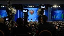 Путин заявил ореформировании надзорно-контрольной системы забизнесом