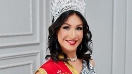 Семья икарьера неразделимы: Многодетная петербурженка поборется затитул «Миссис Вселенная»