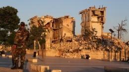 Сирийская армия готовится дать отпор боевикам вИдлибе