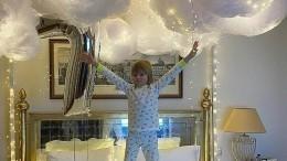 Сын Плющенко иРудковской раскрыл «тайну» спрошедшего дня рождения
