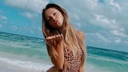 «Тигрица!»: Нюша показала эротические фото сБали без грамма макияжа