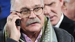 Никита Михалков высказался онепопадании «Дылды» вноминанты «Оскара»