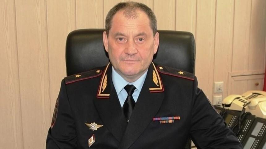 Глава МВД Коми задержан поподозрению вполучении крупной взятки