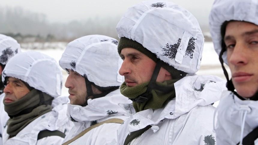 Владимир Зеленский изменил призывной возраст наУкраине