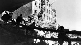 Минобороны рассекретило документы к75-летию освобождения Варшавы отфашистов