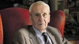 Скончался сын автора «Властелина колец» Кристофер Толкин