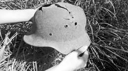 Письмо немецкого солдата 1943 года нашли начердаке старого дома под Тверью