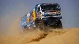 Экипаж Андрея Каргинова выиграл «Дакар»-2020 взачете грузовиков