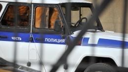 Видео: неизвестный ударил петербургского инкассатора палкой поголове
