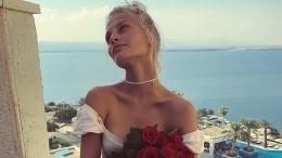 Ксения Пунтус впервые рассказала общественности опадении изокна