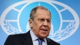 Сергей Лавров обвинил Запад вобострении ситуации намеждународной арене