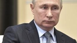 Рейтинг оценки деятельности Путина вырос после Послания Федеральному Собранию
