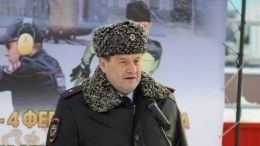 Суд арестовал главу МВД пореспублике Коми поделу овзяточничестве